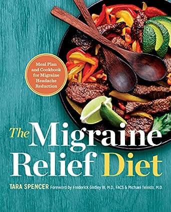 The Migraine Relief Plan Food List