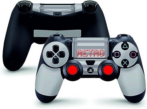 Funda protectora adhesiva para mando de PS4 de Sony Playstation 4