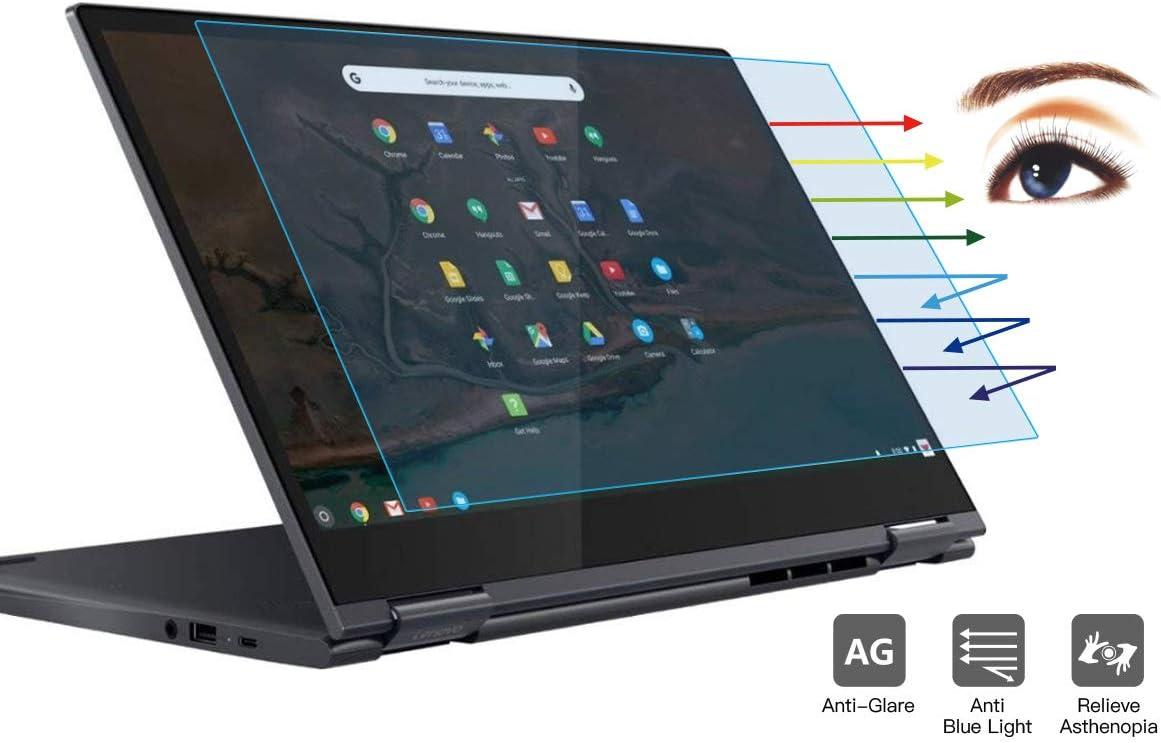"CaseBuy Anti-Blue Anti-Glare Light Screen Protector Filter for Lenovo Yoga C630 2-in-1 15.6"" Chromebook, Eye Protection Screen Protector for Lenovo Yoga C630 Chromebook"