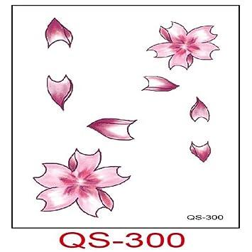 9 piezas tatuaje pegatina linda chica duradera corazón simulación ...