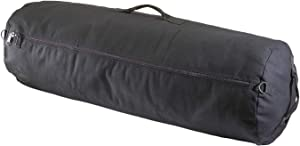 Texsport Zipper Canvas Duffle Duffel Roll Travel Sports Equipment Bag