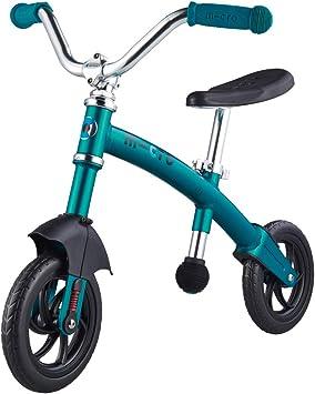 Micro® G-Bike Chopper Deluxe, Bicicleta de Equilibrio sin Pedales ...