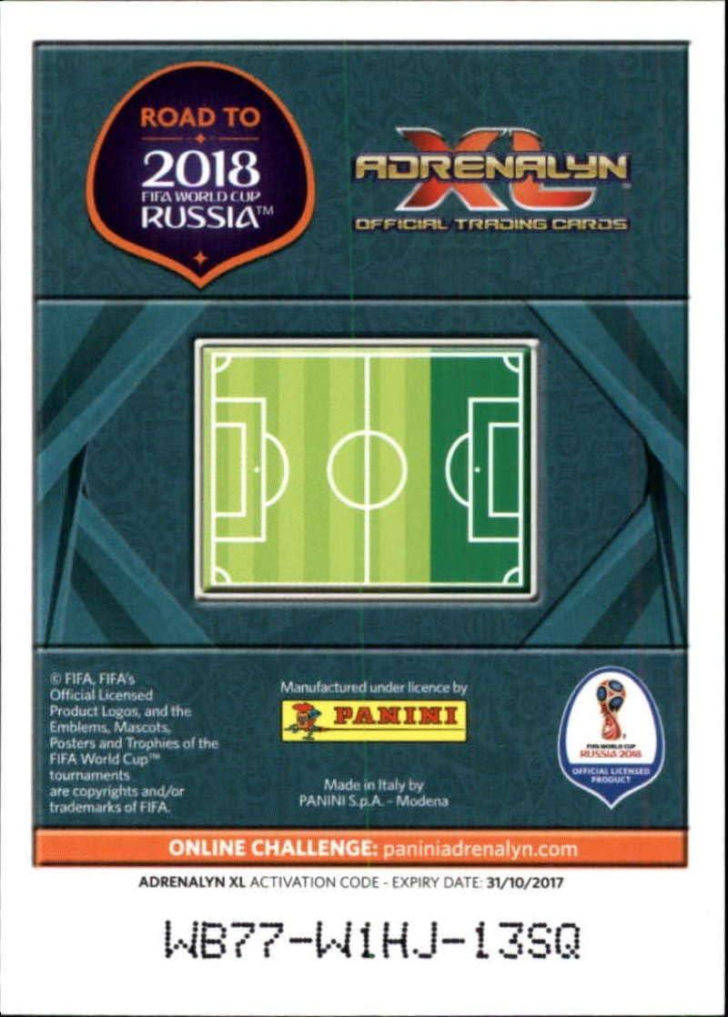 Ita16-Eder-Team mates-Panini Adrenalyn Road to World Cup 2018