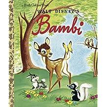 Bambi (Disney Classic) (Little Golden Book)