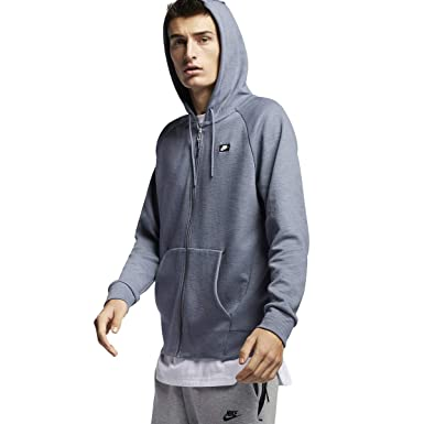 492a32611 Image Unavailable. Image not available for. Color: Nike Men's Sportswear  Optic Fleece Hoodie ...