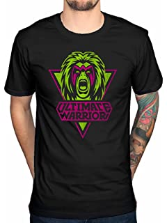 """Ultimate Warrior /""""Parts Unknown/"""" Black T-Shirt"""