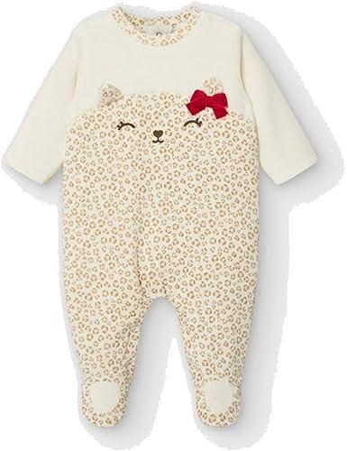 Mayoral Pijama tundosado Bebe niña Modelo 2759: Amazon.es ...