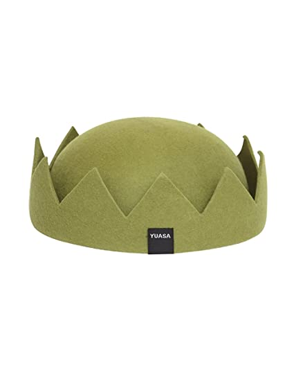 Amazon.com  Jughead Crown Hat 100% Wool a438b26e6a8e