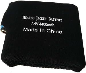 Smarkey 7.4v 4400mAh Heated Jacket Battery