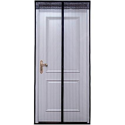 Magnetic Screen Door 36 X 82 Max For Sliding Glass Door, French Doors, Patio
