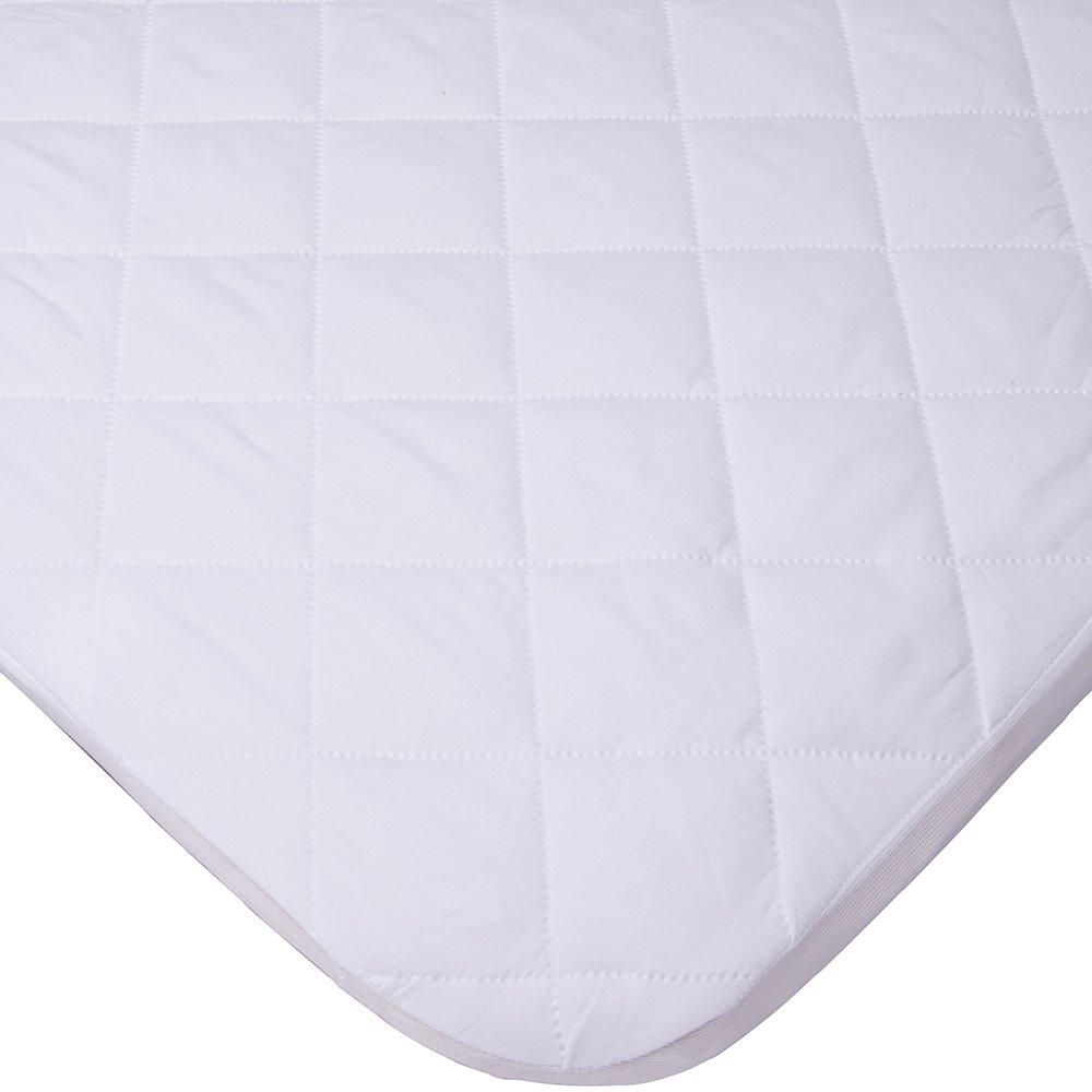 MiClassic Deluxe Crib Sheet with Waterproof Liner