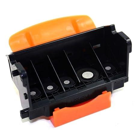 ouguan1x QY6 – 0073 cabezal de impresión compatible REMANUFACTURADO PARA CANON IP3600 IP3680 MP540 MP560 MP558 MP568 MP620 MX860 MX870 mg5152 mg5170