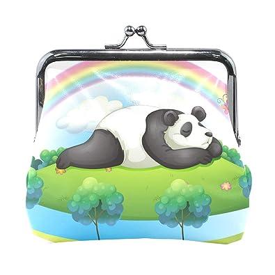 Amazon.com: LALATOP Una isla con panda grande dormir para ...