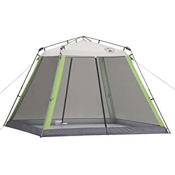 37330bf49cb Coleman Screened Canopy Tent with Instant Setup | Back Home Screenhouse  Sets Up in 60 Seconds