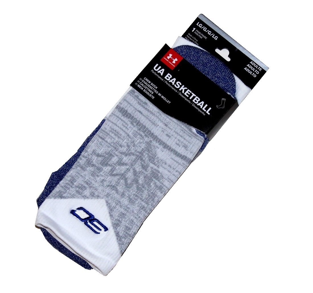 Amazon.com : Under Armour Mens SC30 Drive Crew Socks Size Large : Sports & Outdoors