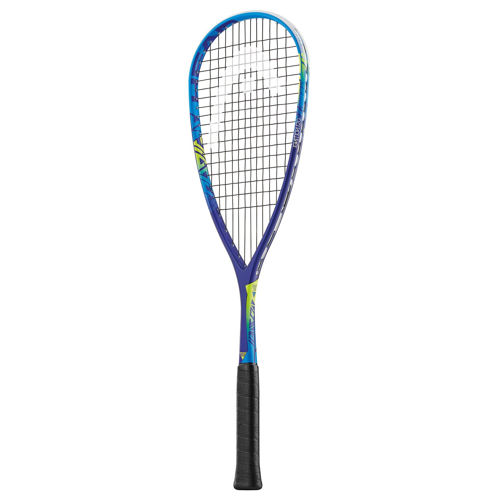 HEAD Ignition 120 Squash Racquet, Strung