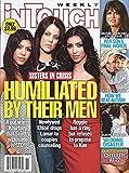 Kourtney, Khloe & Kim Kardashian l Marie Osmond l Jenny McCarthy l Jason Mesnick & Molly Malaney l Whitney Houston - March 15, 2010 In Touch Weekly