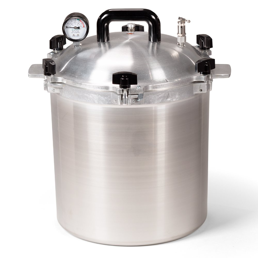 All-American 25 Quart Non-Electric Sterilizer
