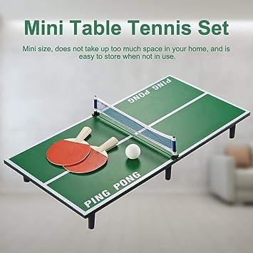 Juguetes educativos juegos de mesa de ping pong Mini ping-pong ...