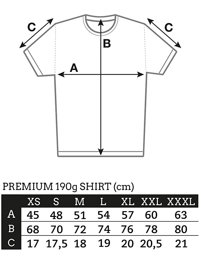Hypeshirt T-Shirt Wolf C000011