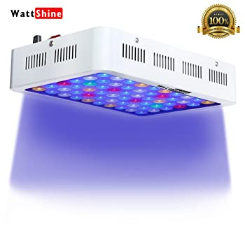 LED Aquarium Light Dimmable Full Spectrum for Coral Reef Grow