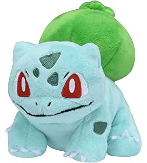 Official Licensed Pokemon Bulbasaur Plush Stuffed Doll Toy Gift Kids Authentic