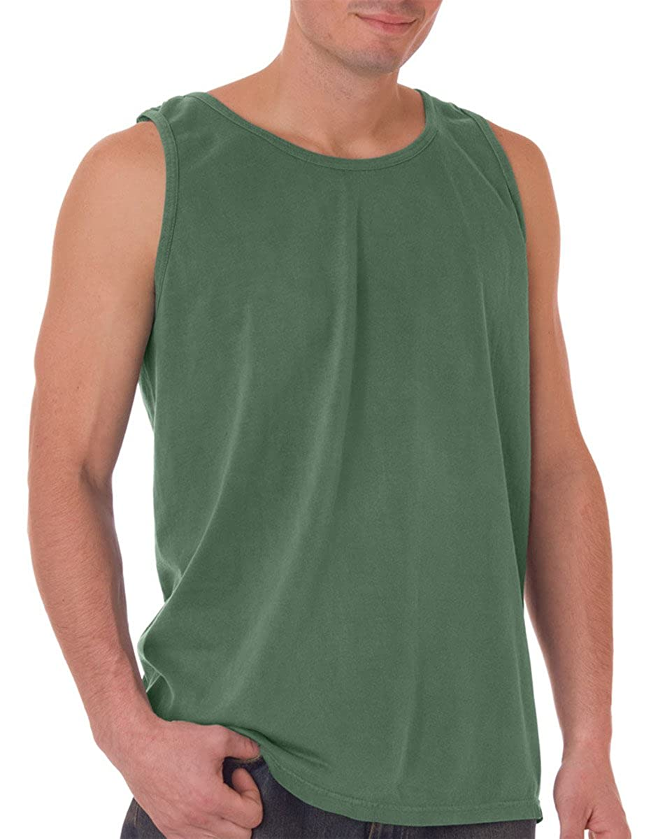 Comfort Colors C9360 Ringspun Garment Dyed Tank.