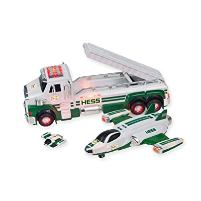 2014 Hess Toy Truck and Space Cruiser with Scout: Toys & Games