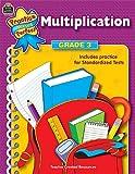 Multiplication, Grade 3, Teacher Created Resources Staff, 0743933214