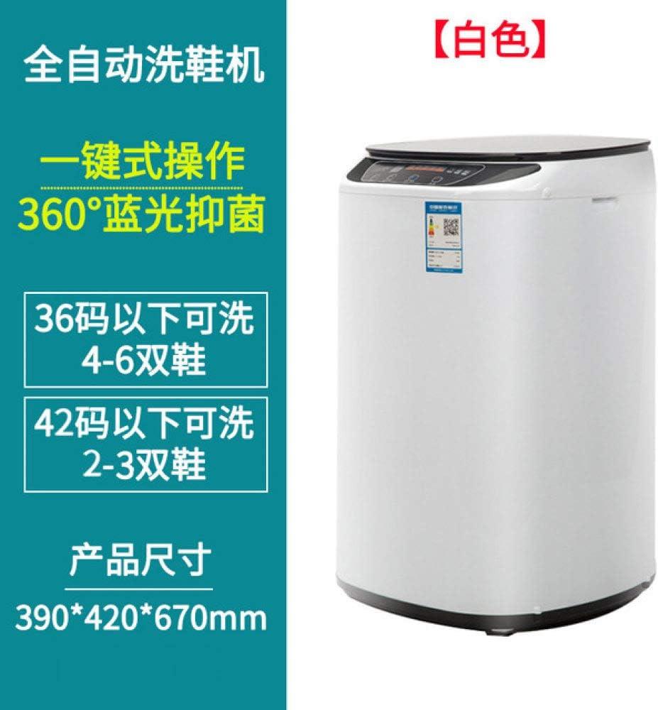 Lku 5.6kgs automática 2 en 1 Lavadora de Ropa y Calzado Lavadora portátil con desinfección LCD, Reino Unido