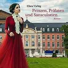 Prinzen, Prälaten und Sansculotten Hörbuch von Clara Viebig Gesprochen von: Gotthard Lange