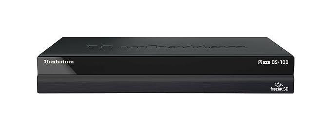 Manhattan Plaza DS-100 Freesat SD Digital Receiver