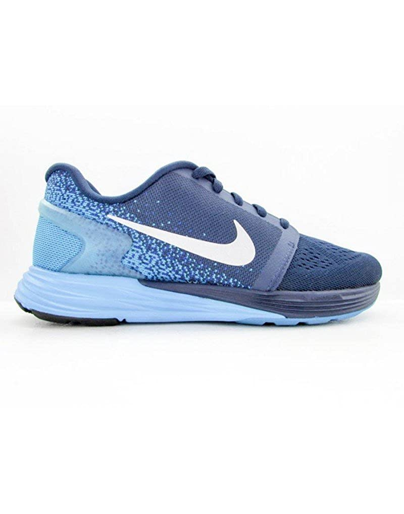detailed look d5944 dafbe Girls Nike Lunarglide 7 (GS) Trainers 747965 400 UK 4.5 EUR ...