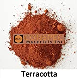 Conspec 1 Lbs. TERRACOTTA Powdered Color for Concrete, Cement, Mortar, Grout, Plaster, Colorant, Pigment