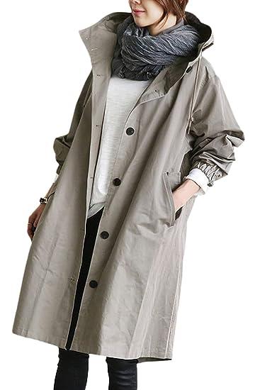 Femme Jacken Fashion Large Désinvolte Hipster Veste A