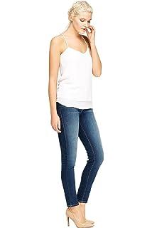 LnLyin – Leggins tejanos de mujer, pantalones skinny ...