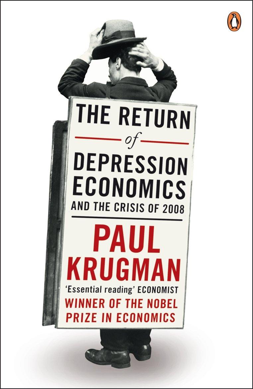 The return of depression economics amazon co uk paul krugman 9781846142390 books