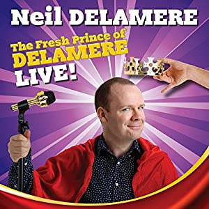 Neil Delamere: The Fresh Prince of Delamere Performance
