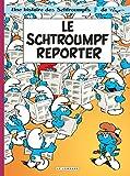 Schtroumpfs 22  Le Schtroumpf reporter