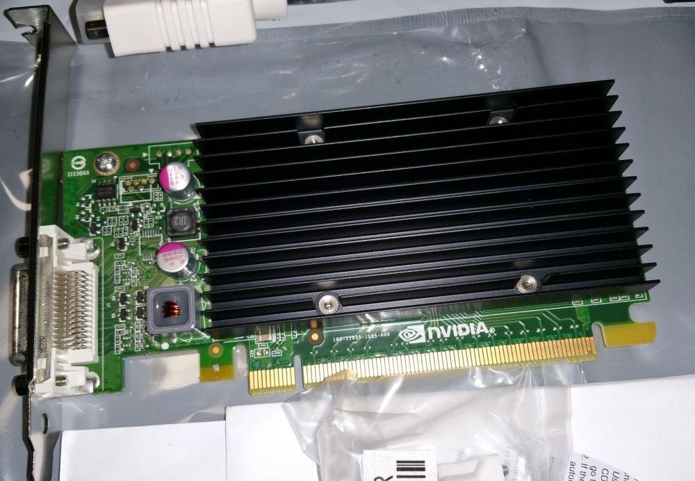 NVIDIA NVS 300 by PNY 512MB GDDR3 PCI Express Gen 2 x16 DMS-59 to Dual DVI-I SL or VGA Profesional Business Graphics Board, VCNVX300X16-PB