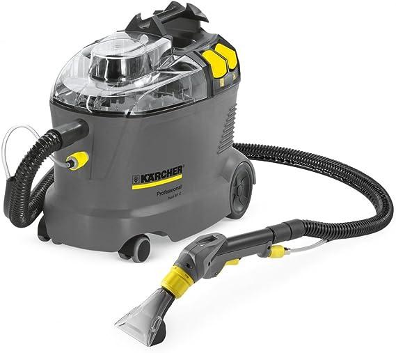 KARCHER 1.100-225.0 - Lava-aspirador professional PUZZI 8/1 C: Amazon.es: Bricolaje y herramientas