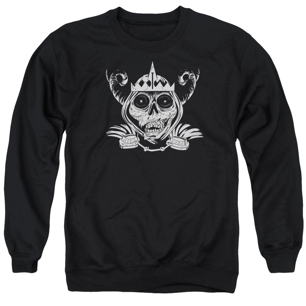 Adventure Time - - Skull Face Sweater für Männer