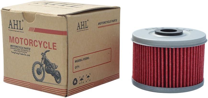 AHL 113 Oil Filter for HONDA TRX420TM FOURTRAX RANCHER 420 2007-2013