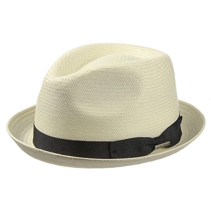 8b4716390e9f7 Stetson Sombrero Player Toyo Pelham Mujer Hombre