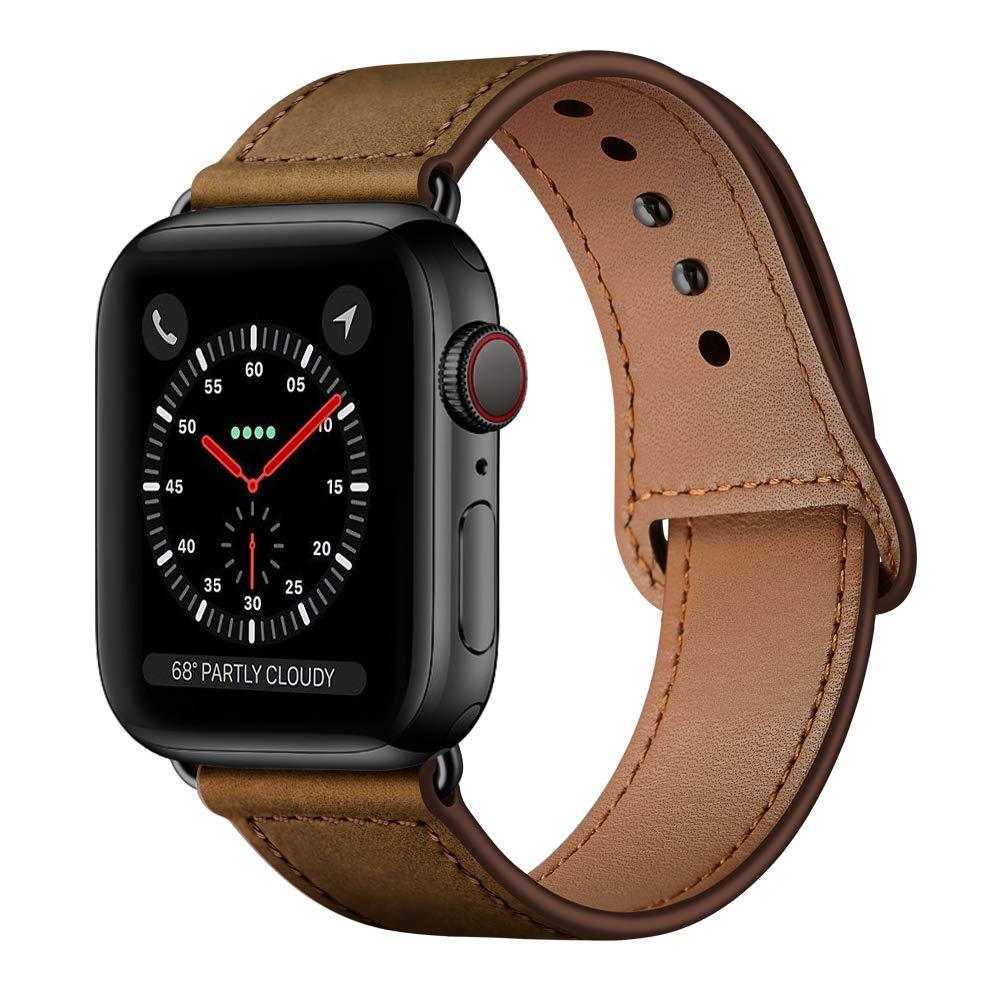 Malla Cuero para Apple Watch (38/40mm) KYISGOS [7QTF314K]