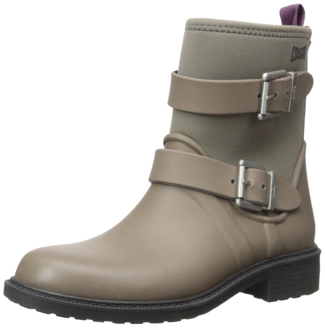 Cougar Women's Kirby Rain Boot, Taupe, 10 M US