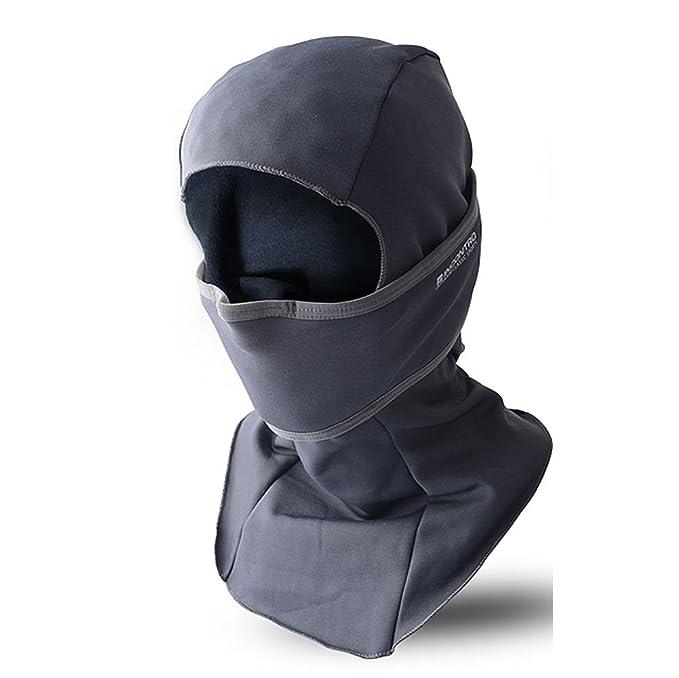 11f3a8e66bd Balaclava Windproof Ski Mask Winter Motorcycle Neck Warmer Hood Polyester  Fleece Women Men Youth Snowboard Hat