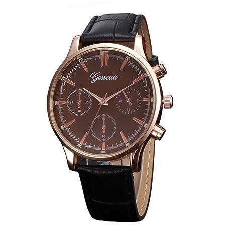 Para hombre reloj de pulsera, kingwo hombre mujer Nuevo Relojes Retro Diseño Banda de cuero