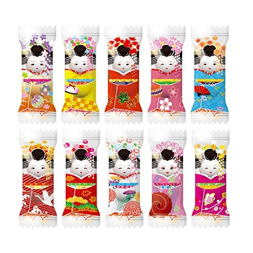 Maiko figure chocolate 500g about 150 for business (today confectionery Tomihisa-ya)