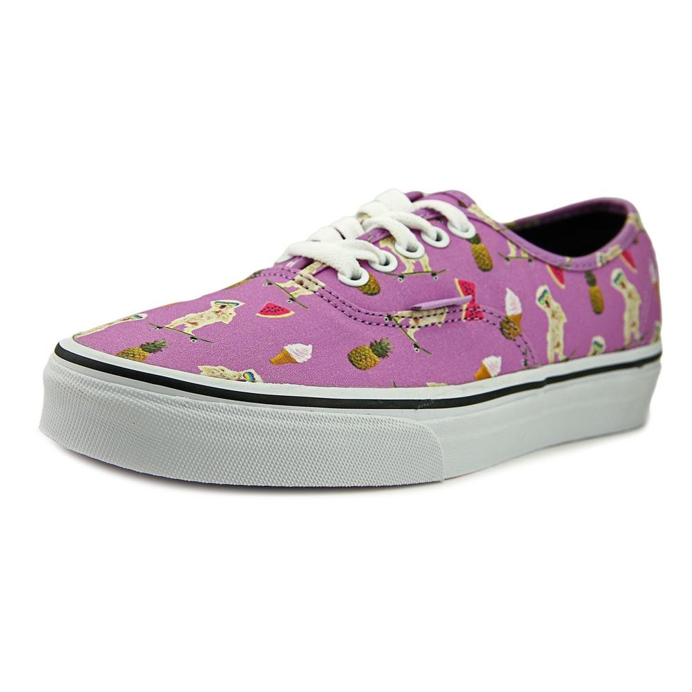 [バンズ] スニーカー Women's AUTHENTIC (Pig Suede) VN0A38EMU5O レディース B0198WMIO6 African Violet/True White 8.5 B(M) US Women / 7 D(M) US Men 8.5 B(M) US Women / 7 D(M) US Men|African Violet/True White